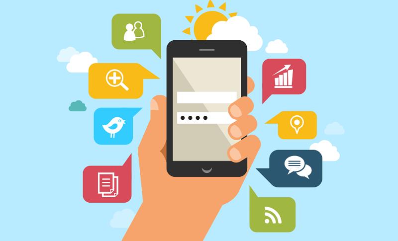 Mobile marketing là hình thức tiếp thị sản phẩm, dịch vụ thông qua thiết bị di động.