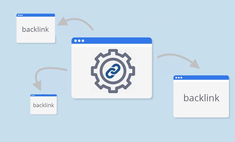 Backlink là liên kết được trỏ từ website này sang website khác.