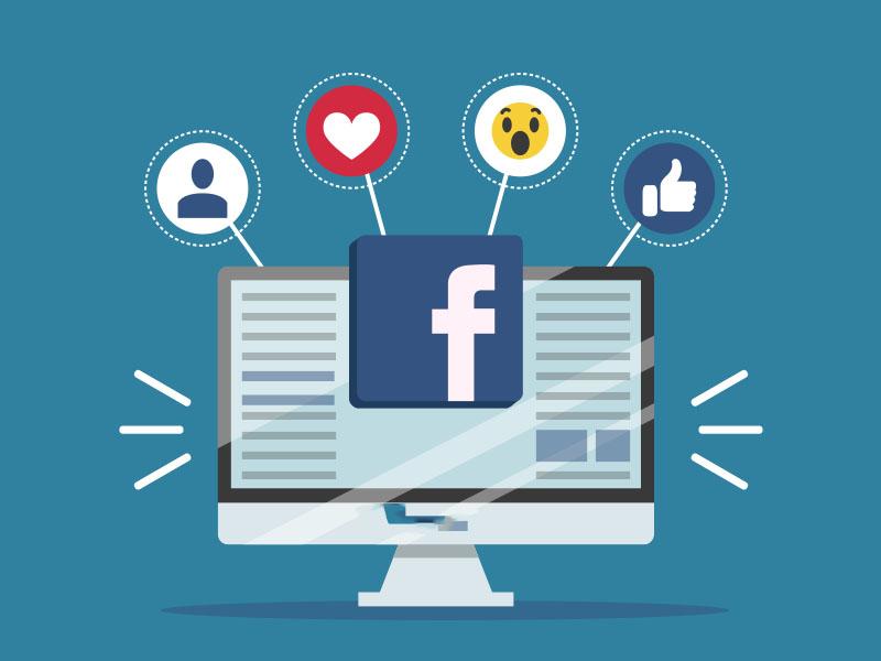 Người dùng có thể chạy Ads Facebook để tăng lượt like cho trang