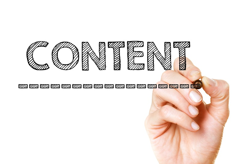 Content là nội dung mang thông tin có giá trị và hữu ích mà doanh nghiệp gửi đến độc giả - thuật ngữ marketing căn bản đầu tiên bạn cần nắm.