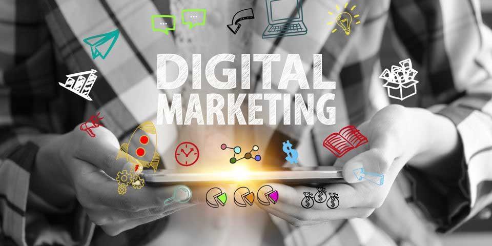 Digital marketing giúp doanh nghiệp tương tác được với khách hàng cả giai đoạn trước, trong và sau chiến dịch
