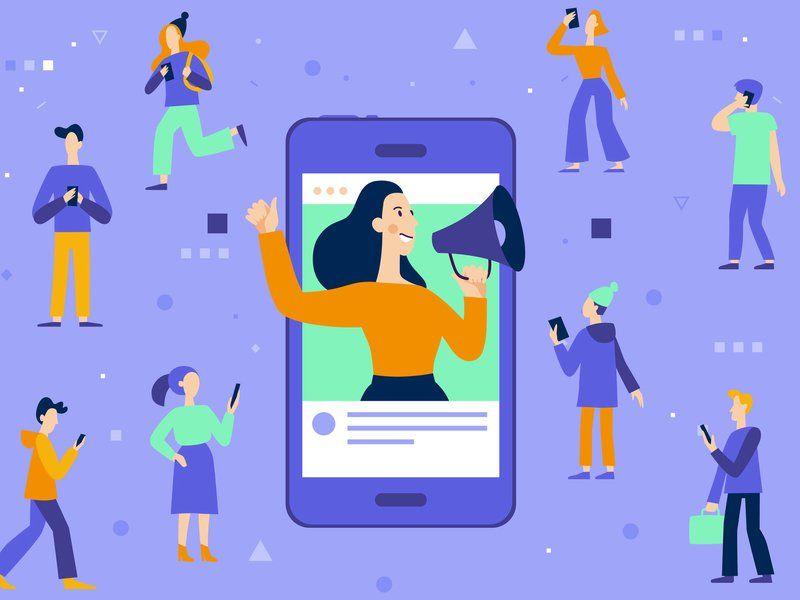 Người sáng tạo nội dung cũng là 1 đối tượng được nhiều doanh nghiệp lựa chọn làm đại diện trong chiến dịch marketing của mình
