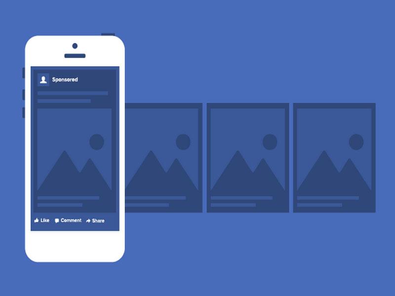 Cần chú ý chọn ảnh quảng cáo facebook với kích thước đồng bộ