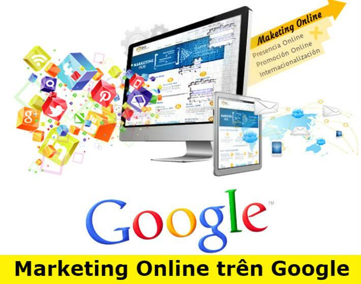 Marketing online trên công cụ Google hiện gồm 2 loại. Đó là quảng cáo Google Adwords và tối ưu công cụ tìm kiếm (Search Engine Optimization).