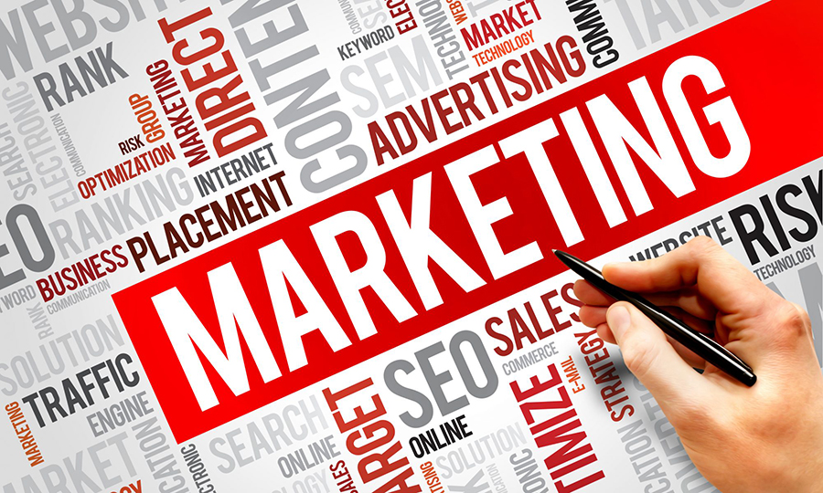 Marketing online giúp doanh nghiệp dễ dàng xây dựng thương hiệu trực tuyến.