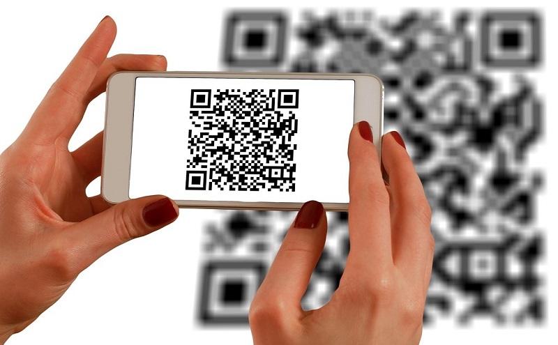 QR Codes các mã QR code sau khi được quét sẽ đưa bạn đến một trang web cụ thể.