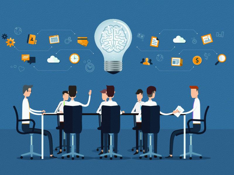 Nhà quản trị marketing được xem như là cầu nối với thị trường