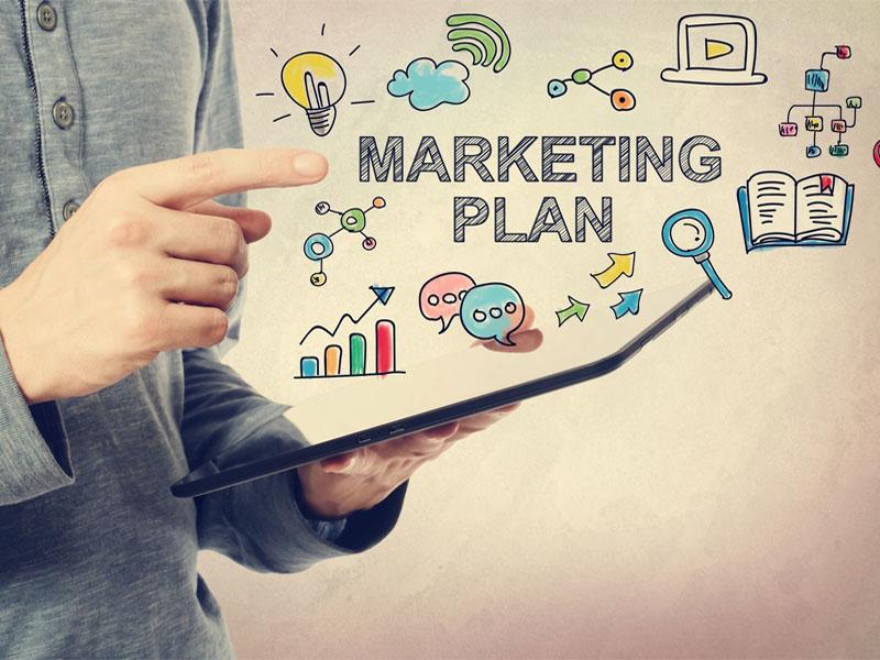 Hoạch định các chương trình marketing